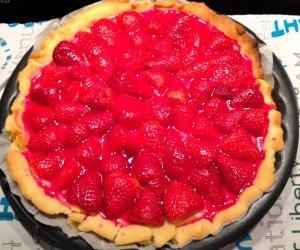 Tarte aux fraises et verveine dans Desserts IMG_0191-300x250