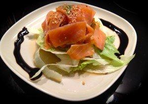 Salade Thaïe au saumon dans Entrees IMG_0288-300x210